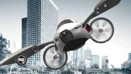 Google's flying car