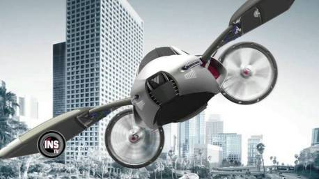 Google's flying car